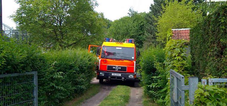 Freiwillige Feuerwehr Kaulsdorf – Sanierungsmaßnahmen geplant