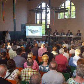 Zusammenfassung vom 09.05.2016 – Infoveranstaltung Ortsteilzentrum Mahlsdorf