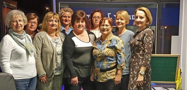 Neuer Vorstand auch bei der Frauen Union Wuhletal