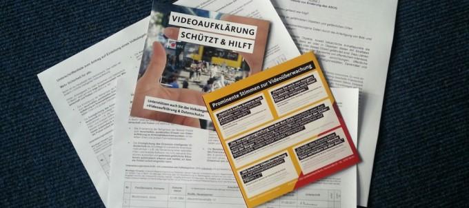 Mehr Sicherheit für alle – Unterschriftensammlung für ein Volksbegehren gestartet
