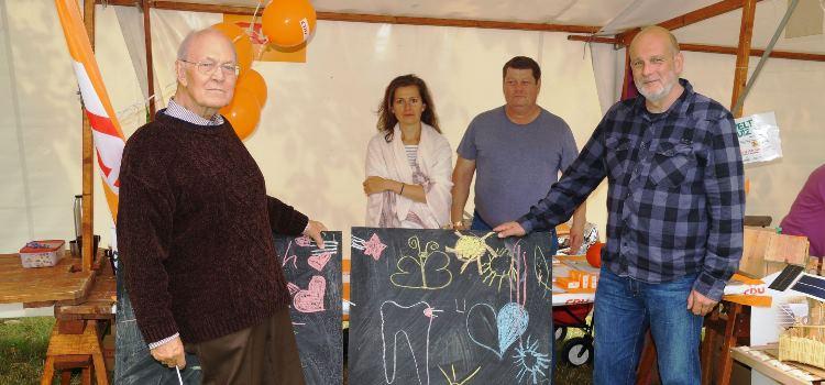 Erntefest 2018 im Dorf Marzahn_
