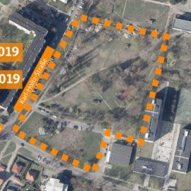 DeGeWo plant 440 Wohnungen in der Karl-Holtz-Straße 12-18, Rudolf-Leonhard-Straße 7A