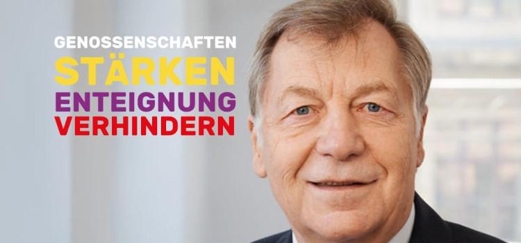 Eberhard Diepgen im Dialog